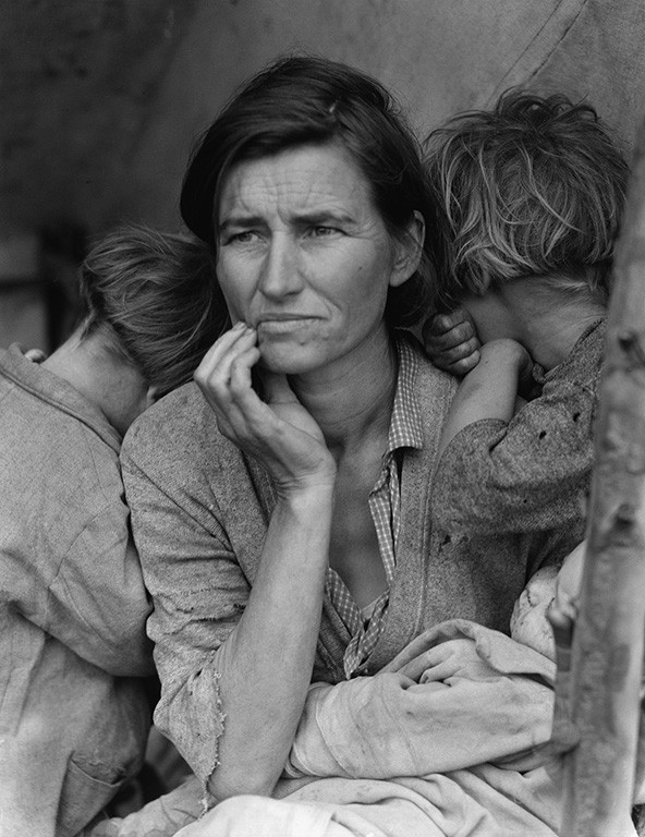 Dorothea Lange - © GwinZegal